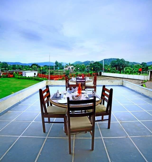 Resorts near Udaipur